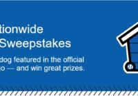 Nationwide Dog Dugout Sweepstakes
