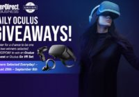 Tigerdirect Daily Oculus Sweepstakes
