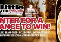 93.3 WFLS Little Tire Giveaway