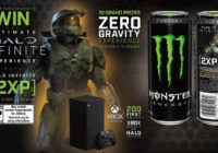 Monster Energy X Halo Infinite Sweepstakes
