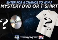 Mystery T-Shirt Sweepstakes