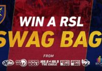 RSL Swag To Watch The Game In Style Sweepstakes