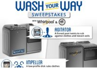 Rent-A-Center Wash Your Way With Whirlpool And RAC Sweepstakes
