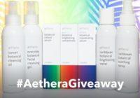Crowdsmiths Lushli Aethera Skincare Giveaway