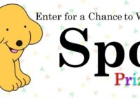 Penguin Random House Spot 40th Anniversary Sweepstakes