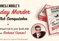 Penguin Random House Thursday Murder Book Club Sweepstakes