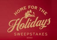 Ariat Home For The Holidays Sweepstakes