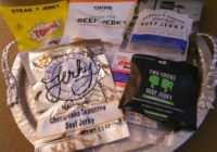 Beauty Cooks Kisses Holiday Jerky Gift Box Giveaway