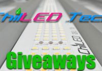 ChilLED Growvember Commercial X2 Giveaway
