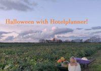 Hotel Planner, Halloween Giveaway
