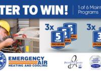 KNXV-TV ABC 15 Emergency Air Maintenance Program Giveaway