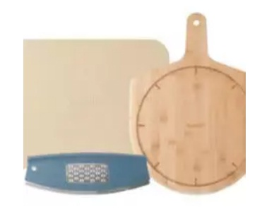 Leites Culinaria Leo Pizza Stone, Cutter, And Paddle Set Giveaway