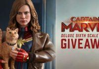 Sideshow Captain Marvel Figure Giveaway