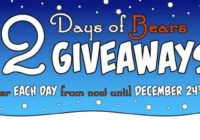 12 Days Of Bears Giveaway