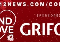 12 NEWS, GRIFOLS & TEGNA 12 News And Grifols Send The Love Sweepstake