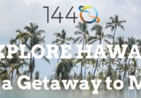 1440 Media Explore Hawaii Sweepstakes