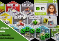 Board Game Atlas And 3 Minute Board Games Dice Hospital Giveaway