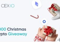 CEX.IO $2000 Christmas Crypto Giveaway