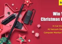 Christmas Prize From Baseus Giveaway
