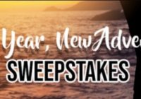 Frankly Media New Year, New Adventure Sweepstakes