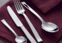 Leites Culinaria Victor 46-Piece Stainless Steel Flatware Set Giveaway