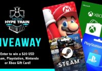 Media Hype Train Giftcard Giveaway