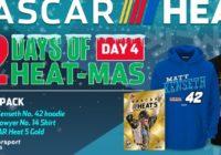 Nascar Heat 12 Days Of HEATmas Sweepstakes