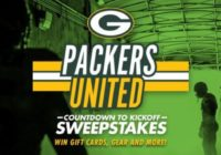 Green Bay Packers Countdown To Kickoff Sweepstakes