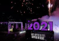 Las Vegas 2020 New Years Eve Sweepstakes