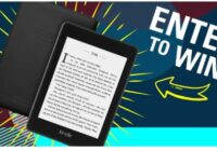 Riot New Media Group Book Riot Kindle Paperwhite Giveaway