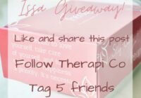 Therapi Co, Self-Care Kit Giveaway
