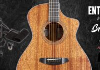 American Musical Supply AMS Breedlove And Shure Giveaway