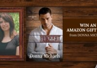 Author And Fresh Fiction Donna Michaels Valentine Giveaway