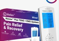 Famout PT LLC IReliev TENS And EMS Unit Giveaway