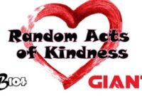 Giant Random Acts Of Kindness Sweepstakes