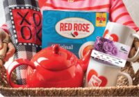 Harris Tea Company Red Rose Tea Valentine Day Giveaway