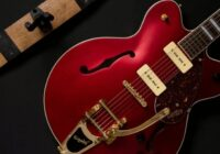 Holtz Leather Gretsch Hollowbody Guitar Giveaway