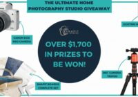 SnapIt Boards Snapit Ultimate Home Photography Studio Giveaway