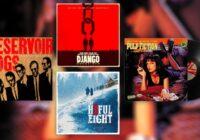 Universal Music Enterprises UDiscoverMusic Quentin Tarantino Movie Soundtracks Giveaway