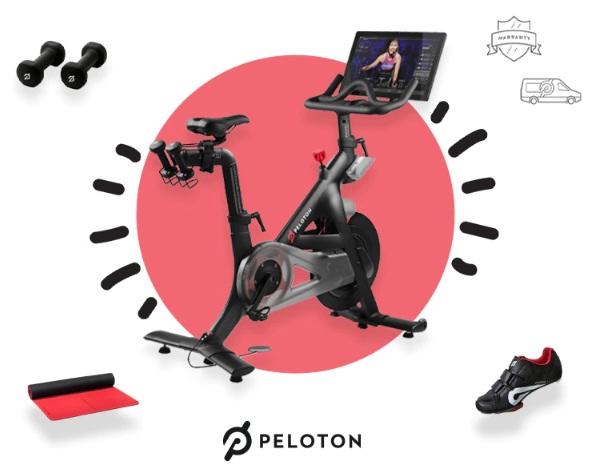 123 Office Peloton Bike Plus Essentials Package Giveaway