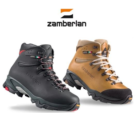 2021 Zamberlan Boot Giveaway