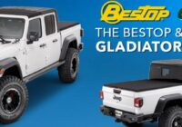 Bestop-Quadratec Gladiator Giveaway