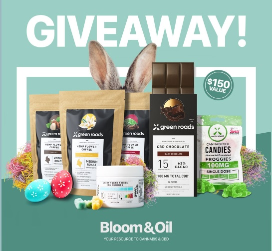 Bloom And Oil Easter Giveaway