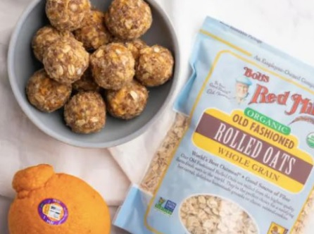 Bob Red Mill Healthy Snacking Giveaway
