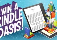Book Riot Kindle Oasis Giveaway