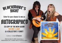 Classics Du Jour Blackmore Night Giveaway