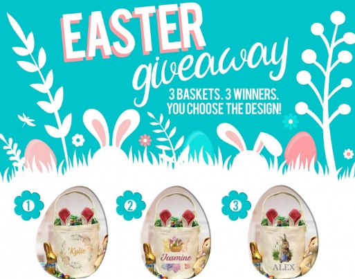 ForAllGifts Easter Giveaway