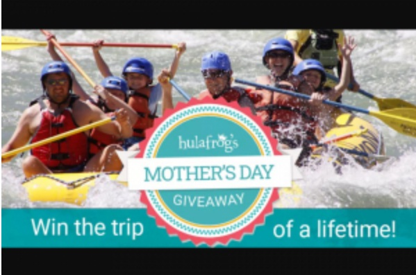 Hulafrog Mother Day Giveaway