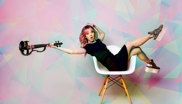IHeartMedia Lindsey Stirling Artemis Tour North America 2020 Sweepstakes