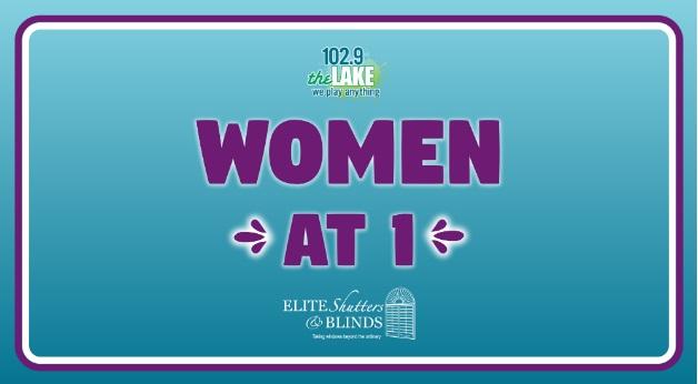 IHeartMedia Women Of 102.9 The Lake Music T-Shirt Sweepstakes